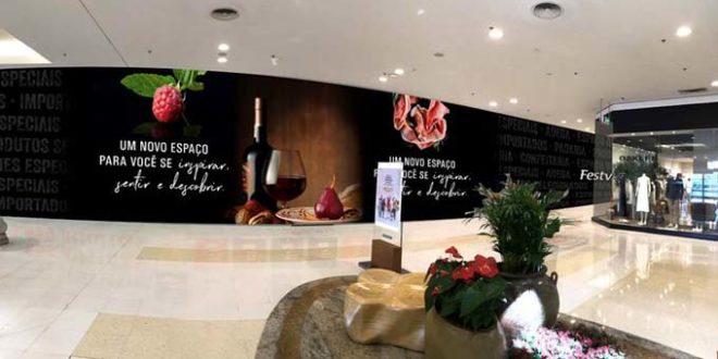 Festval abrirá sua primeira loja em shopping em julho
