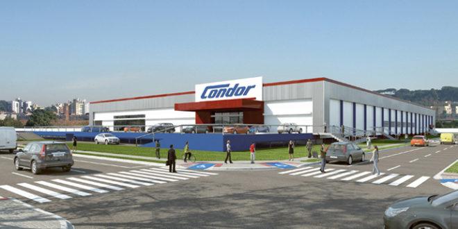 Condor inaugura supermercado com tecnologia inédita na América do Sul