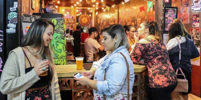 Paraíso cervejeiro: conheça o endereço que vende mais de 50 mil litros de chope artesanal por mês