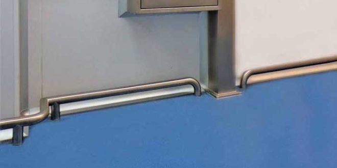 Monthac fornece linha de protetores eficientes para divisórias e paredes
