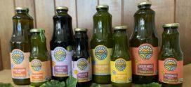 Garrafas da Verallia ajudam na conservação dos sucos orgânicos da Econatura