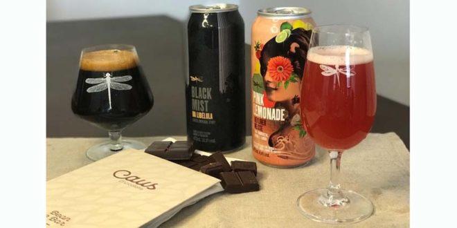 Dádiva e Caus Chocolate organizam degustação guiada de cervejas com chocolates