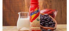 NESCAU desenvolve embalagem sem tampa plástica para seu primeiro produto orgânico