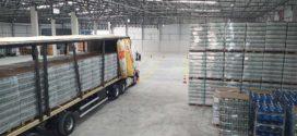 Novo Centro de Distribuição da Fruki possui veículos elétricos para maior sustentabilidade na operação