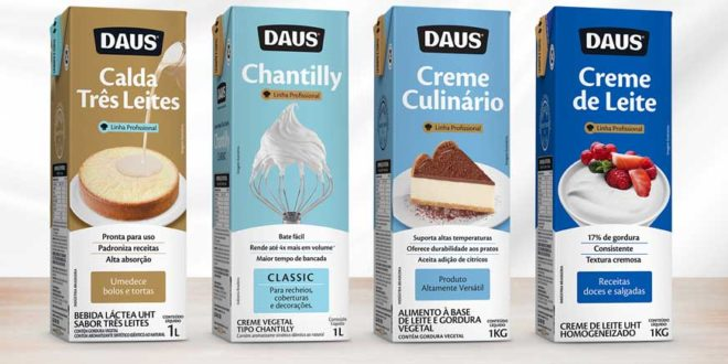 Linha Profissional Daus ganha dois novos produtos